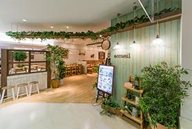 cafe accueil Yokohama カフェ アクイーユ マルイシティ 横浜